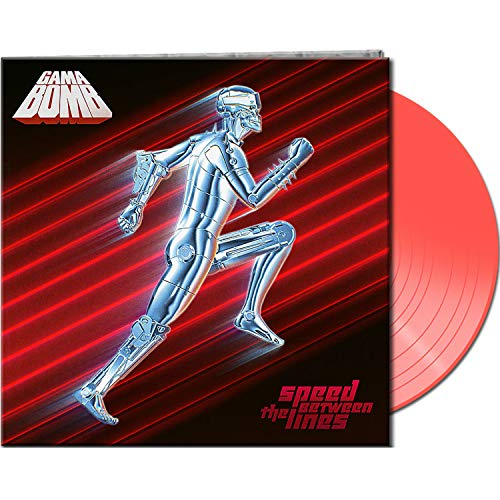 Speed Between The Lines (Red Vinyl) [VINYL] from AFM RECORDS