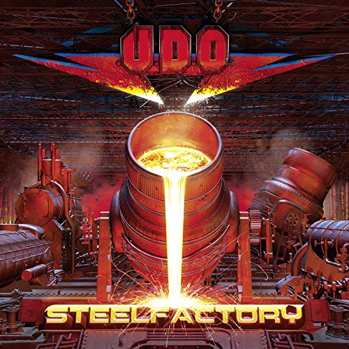 Steelfactory - Digipak from AFM RECORDS