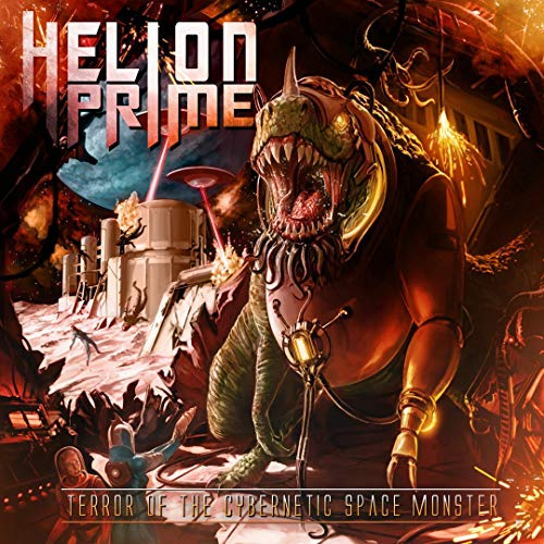 Terror Of The Cybernetic Space Monster from AFM RECORDS