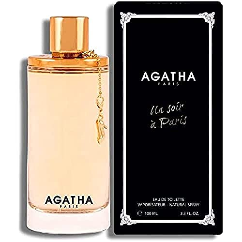 Agatha Paris an Evening in Paris Eau de Toilette 100ml from AGATHA