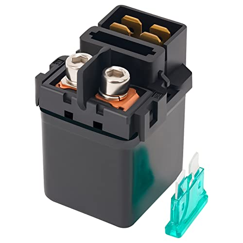 AHL Motorcycle Starter Solenoid Relay for CBR600RR 2003-2014 from AHL-Motorbike Starter Relay