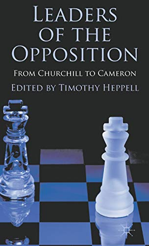 Leaders of the Opposition: From Churchill to Cameron from AIAA