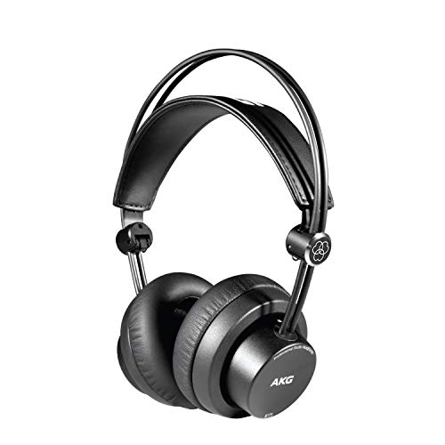 AKG K175 On Ear Closed Back Lightweight Folding Studio Headphones from AKG