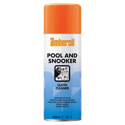 AMBERSIL POOL AND SNOOKER TABLE CLOTH CLEANER** from AMBERSIL