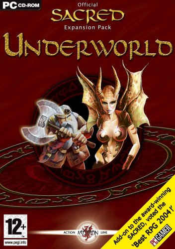 Sacred Underworld (PC) from ASCARON Entertainment (UK) Ltd.