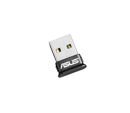 ASUS USB-BT400 3Mbps USB Bluetooth v4.0 Mini Dongle from ASUS
