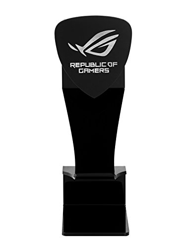 ASUS ROG Headphone Stand with Extra Space for DAC and Cell Phone Design from ASUS