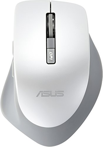 ASUS WT425 Wireless Optical Mouse, White from ASUS