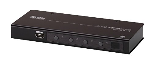 ATEN 4-Port True 4K HDMI Switch from ATEN