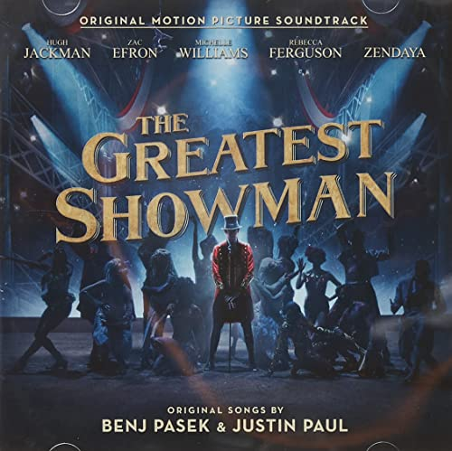 The Greatest Showman (Original Motion Picture Soundtrack) from ATLANTIC RECORDS