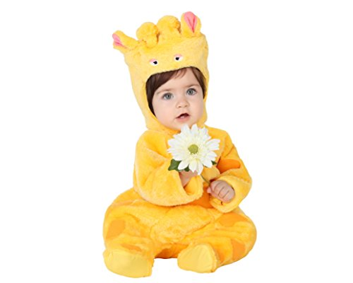 ATOSA - 29708 Kiokids - Yellow Costume - Size 0-6 Months from ATOSA