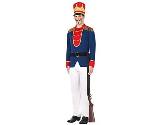 ATOSA 30687 - Nutcracker - Men's Costume, Size M/L 50/52 from ATOSA