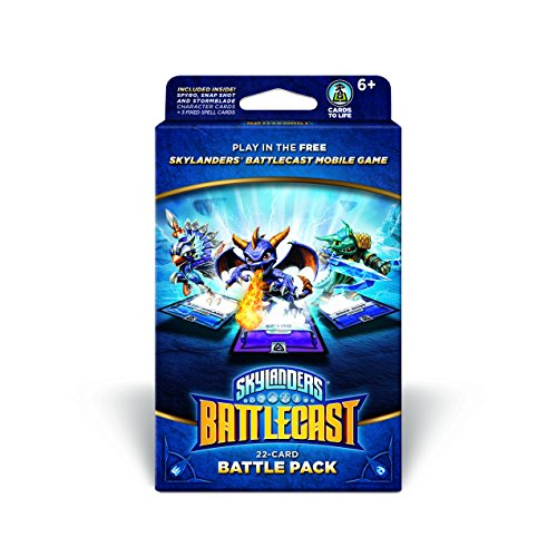 Skylanders Battlecast Battle Pack A from ATVi
