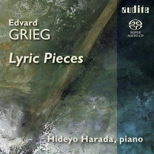 Grieg - Lyric Pieces (Hideyo Harada) from AUDITE