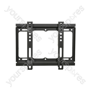 "Fixed TV Wall Bracket - Standard TV/monitor VESA 200x200 17"" - 42"" - SF201 from AV:Link"