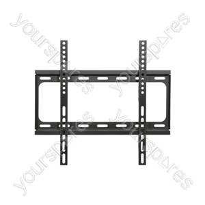 "Fixed TV Wall Bracket - Standard TV/monitor VESA 400x400 26"" - 55"" - SF401 from AV:Link"