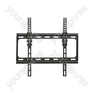 "Tilting TV Wall Bracket - Standard TV/monitor tilted VESA 400x400 26"" - 55"" - ST401 from AV:Link"