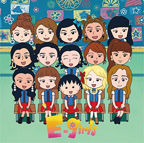 E-Girls - Odoru Ponpokorin [Japan CD] RZCD-59670 from AVEX