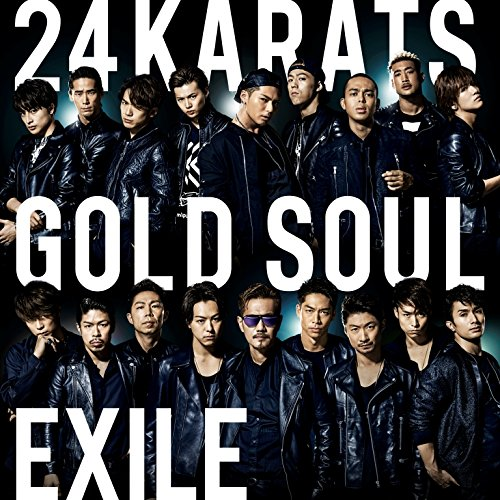 Exile - 24Karats Gold Soul [Japan CD] RZCD-59955 from AVEX