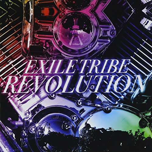 Exile Tribe - Exile Tribe Revolution (CD+DVD) [Japan CD] RZCD-59660 from AVEX