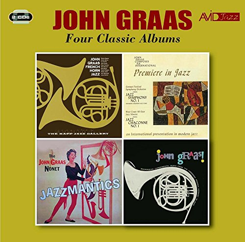 John Graas-Four Classic from AVID