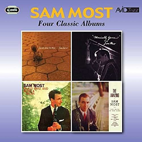 Four Classic Albums from AVID