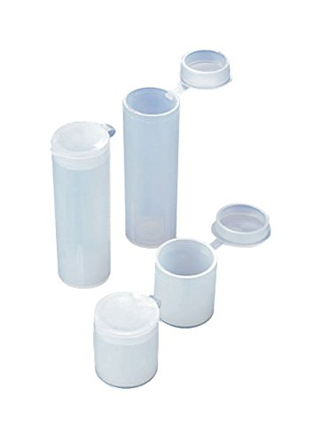 AZLON BGG304 Plastic, Scimen Bottles, LDPE, 2.5 ml (Pack of 20) from AZLON