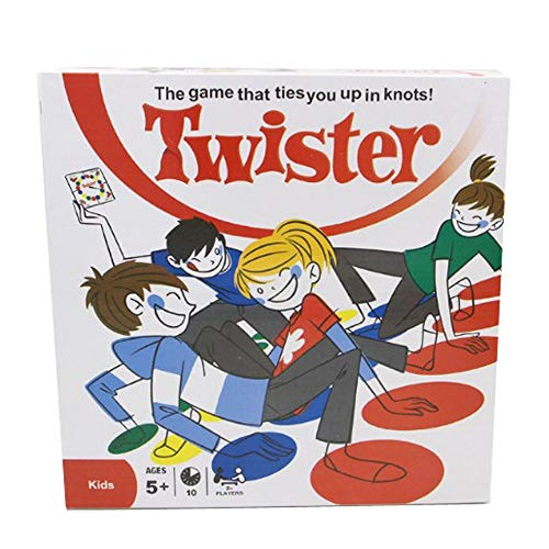 Classic Twister Game Blanket Prime Large Gifts /crayfomo Floor Game for Kids Adults children Girls from crayfomo