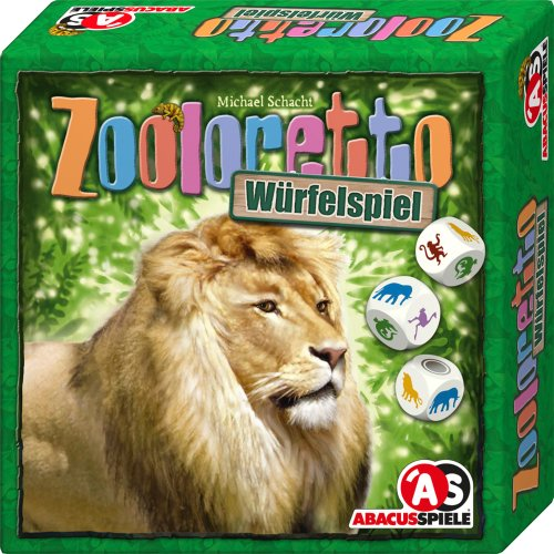 Abacus 06121 - Zooloretto Dice Game from Abacus Spiele