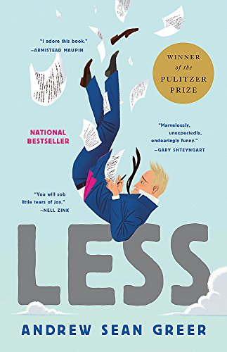 Less: Winner of the Pulitzer Prize for Fiction 2018 from Abacus