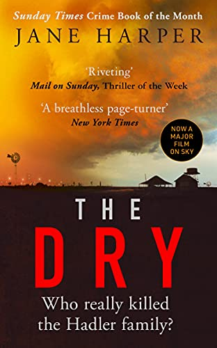 The Dry: The Sunday Times Crime Book of the Year 2017 from Abacus