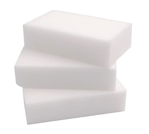 10 Magic Eraser Sponges - For Chemical Free Stain and Mark Removal. from Abbey