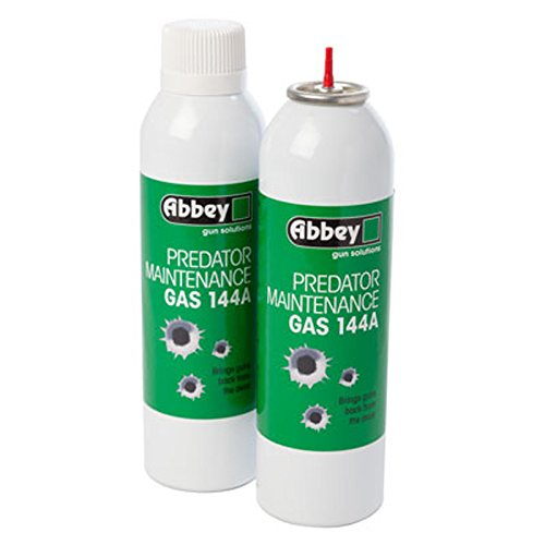 Abbey Predator 144A BB Gun Gas 270ml from Abbey