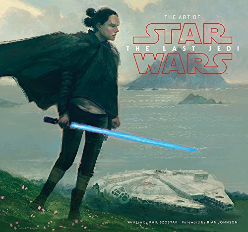 Art of Star Wars: The Last Jedi from Harry N. Abrams