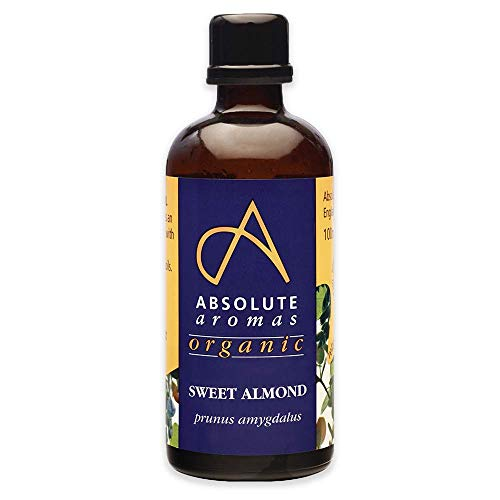 Absolute Aromas Organic Almond Sweet Carrier Oil from Absolute Aromas