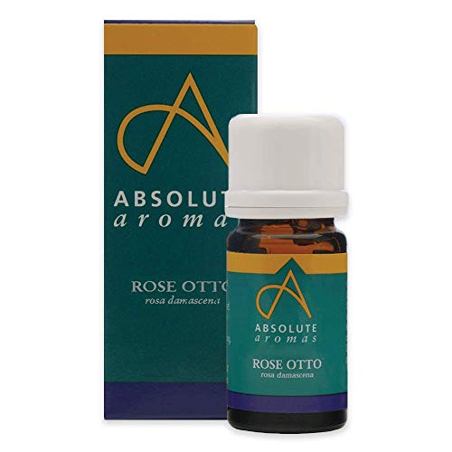 Absolute Aromas Rose Otto Essential Oil from Absolute Aromas