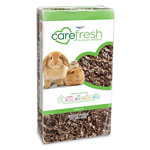 Carefresh Natural Animal Bedding, 14L for Small Mammals from Carefresh
