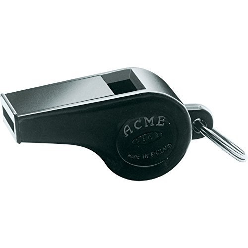 ACME 660 Thunderer Hunting Gun Dog Training Whistle - Referee Style from Acme Made