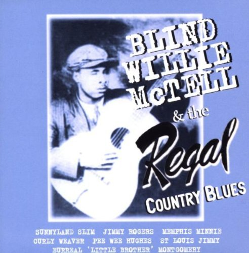 Blind Willie McTell by Blind' Willie McTell from Acrobat