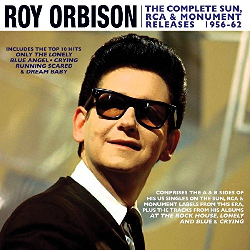 The Complete Sun, RCA & Monument Releases 1956-62 from Acrobat