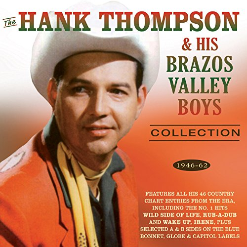 The Hank Thompson Collection 1946-62 from Acrobat