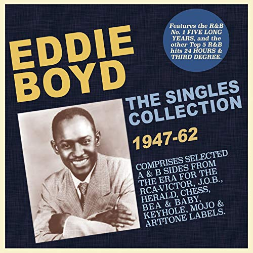The Singles Collection 1947-62 from Acrobat