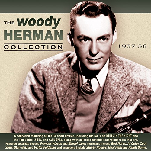The Woody Herman Collection 1937-56 from Acrobat