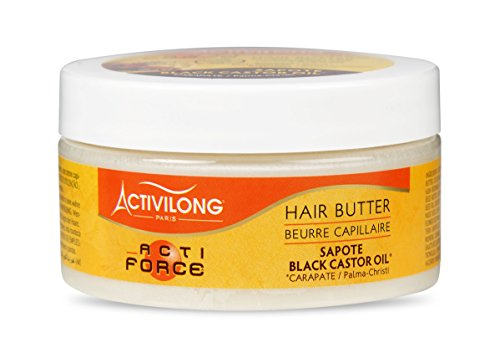 Activilong Actiforce Hair Butter Black Castor Oil Mamey Sapote 100 ml from Activilong