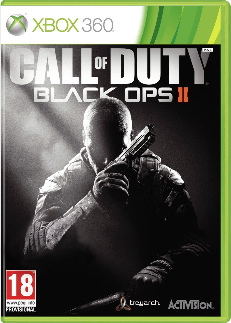 Call Of Duty: Black Ops 2 Xbox 360 Game from Activision