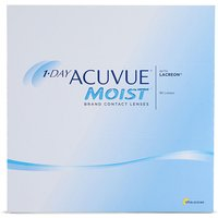 1-Day Acuvue Moist 90 Pack Contact Lenses from Acuvue