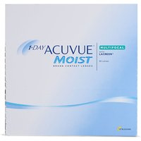 1-Day Acuvue Moist Multifocal 90 Pack Contact Lenses from Acuvue
