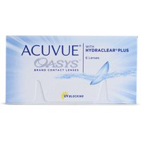 Acuvue Oasys 6 Pack Contact Lenses from Acuvue