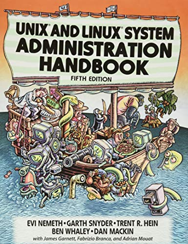 UNIX and Linux System Administration Handbook from Addison Wesley