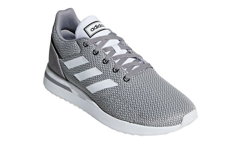 Run70s Grey White B96555 from Adidas